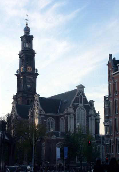 AmsterdamChurchtower
