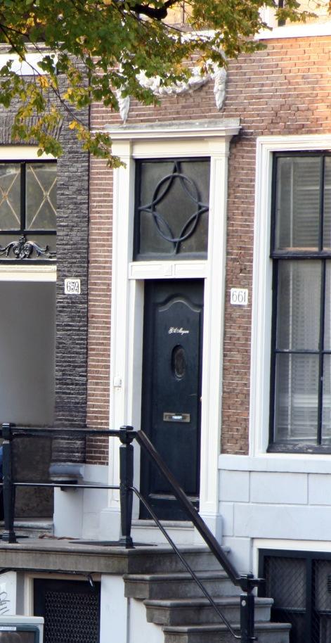 Door Grachtenhuis277