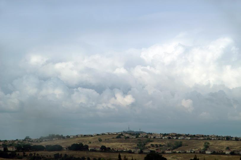 Sky Clouds Hills_1283