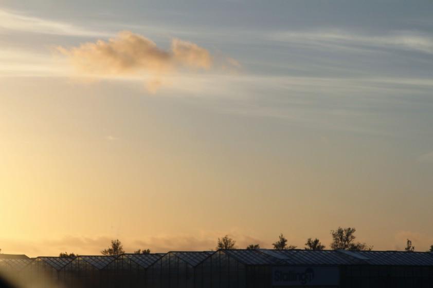 Sunset OnCloudHeerhugowaard_1288