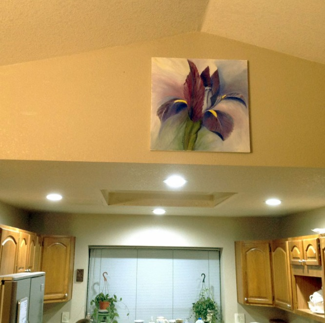New Kitchen Lights