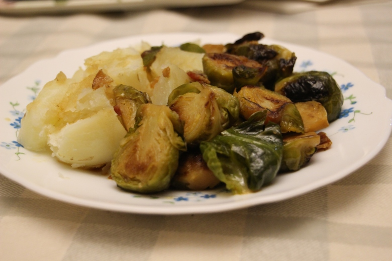 Roasted BrusslesSprouts_4820