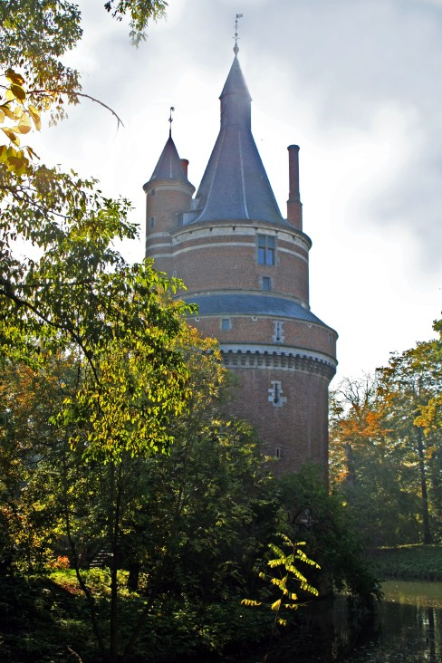 Tower Muiderslot493