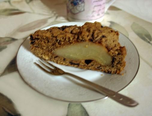 Fork Pear Torte