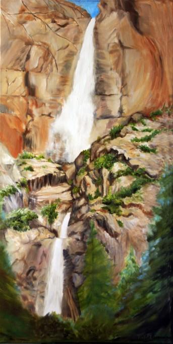 OilYosemite Fallscrop
